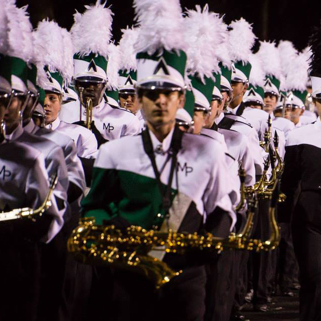 Myers Park High School Bands